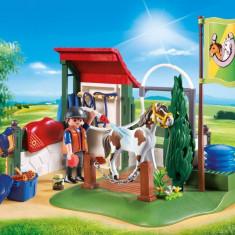 Statie de ingrijire cai - Playmobil