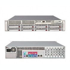 Server Supermicro 6025B-3V 2 x E5440 16gb 8 x caddy 3.5""
