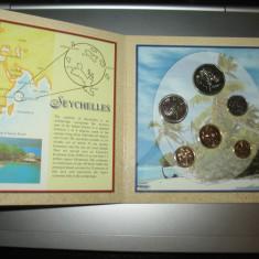 Set monetarie Seychelles
