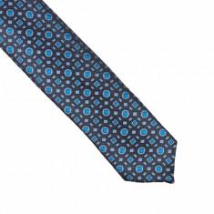 Cravata neagra slim Dion
