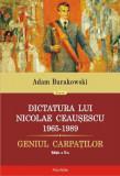 Dictatura lui Nicolae Ceauşescu (1965-1989). Geniul Carpaţilor