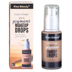 Fond de Ten Kiss Beauty Mix In Pigment MakeUp Drops 01