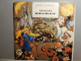 Greuceanu /Doi Copii cu parul de aur – Petre Ispirescu - VINIL/Rar/ca Nou