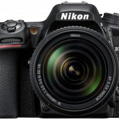 Aparat Foto DSLR Nikon D7500, Negru cu Obiectiv Nikkor 18-140mm f/3.5-5.6 G ED VR