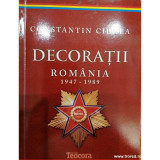 Decoratii Romania 1947 - 1989