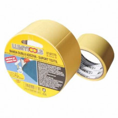 Banda dublu adeziva, suport textil LT07775