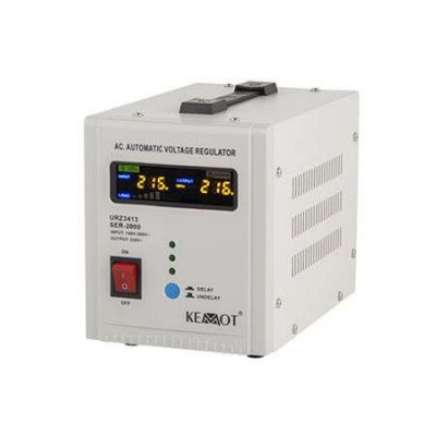 Stabilizator tensiune automat 2000va kemot foto