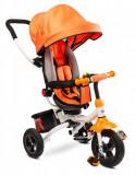 Cumpara ieftin Tricicleta copii reversibila si pliabila Toyz Wroom Orange