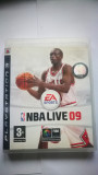 NBA LIVE 09 - Playstation 3, Ea Sports