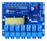 Placă releu HAT pentru Raspberry Pi, Arduino