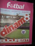 Revista/Brosura veche,FOTBAL,CLUBUL SPORTIV DINAMO 1990,de Colectie T.GRATUIT