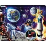 Cumpara ieftin Puzzle Apollo 11 (EN), 50 Piese Larsen LRNB5-NO