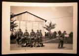P.106 FOTOGRAFIE RAZBOI WWII MILITARI GERMANI WEHRMACHT 9,3/6,5cm