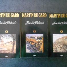 MARTIN DU GARD - FAMILIA THIBAULT 3 volume, editura Rao