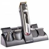 Trimmer pentru barba si corp Babyliss E826E Multi Titanium Argintiu