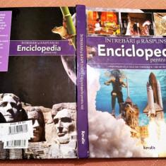 Enciclopedia pentru toti. Intrebari si Raspunsuri - Editura Kreativ, 2011