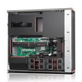 Workstation LENOVO ThinkStation P500 Intel Xeon 4-Cores E5-1630v3 3.80 GHz, 32 GB DDR4 ECC, 128GB SSD + 2TB HDD, Placa Video nVidia Quadro K2200