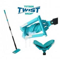 Mop cu microfibre super clean Titan Twist Mop