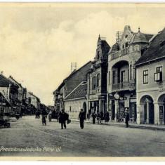 AD 917 C. P. VECHE -VINKOVCI -CROATIA-IUGOSLAVIA - CIRCULATA 1934 RAMNIC-SARAT