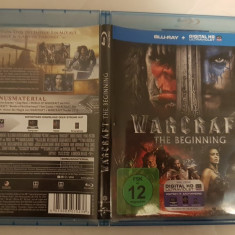 [Bluray] Warcraft - The Beginning  - film original bluray