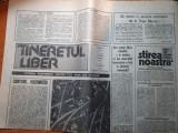 """ziarul tineretul liber 7 aprilie 1990- art. """"ardealul, golgota noastra """""""