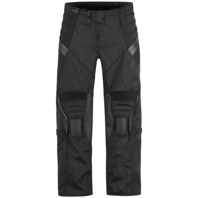 Pantaloni moto textil Icon Overlord Rezistance color negru marime 36 Cod Produs: MX_NEW 28210647PE foto