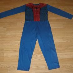 Costum carnaval serbare spiderman pentru copii de 5-6 ani, Din imagine