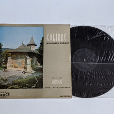 Madrigal - Colinde -  disc vinil ( vinyl , LP ) nou