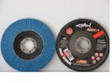 Lamelare Frontale BlueShark 125x22 P40,60,80- 10bc, zirconiu
