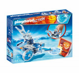 Playmobil Action, Frosty si lansator de discuri