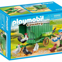 Playmobil Country - Cotet cu gaini