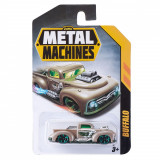 Masinuta Metal Machines Buffalo, 1:64, Gri