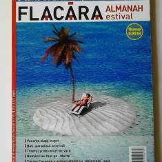 Flacara Almanah Estival 2011      (posib. expediere si 6 lei/gratuit) (4+1)