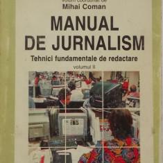 Mihai Coman - Manual de jurnalism, vol. II (1999)