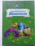 Universitatea monstrilor - Cartea filmului    (4+1)R