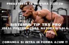 NOU! Sistem tip TRX PRO 3: versiune Profesională (femei și bărbați) + Cadou 🎁‼️ foto