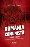 Romania comunista (1948-1985). O analiza politica, economica si sociala/Michael Shafir, Meteor