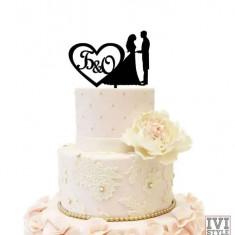 Cake Topper pentru Nunta 09