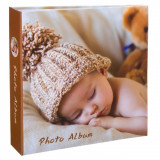 Cumpara ieftin Album foto 200 poze baby, 10 x 15 cm, bebelus, Oem