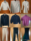 Hugo, Tommy, Kenzo, lot haine de marcă, 38, Verde