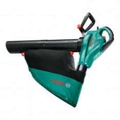 Suflanta aspirator frunze Bosch ALS, sac colector 45 L, 800 m3/h, 2400 W
