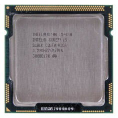 Minim 2 buc Procesor intel i5-650 socket 1156 3.2 Ghz 4MB Cache