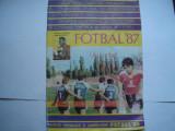 Revista Fotbal '87 (Sportul Studentesc)