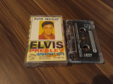 CASETA AUDIO ELVIS PRESLEY-GREATEST HITS ORIGINALA, Casete audio