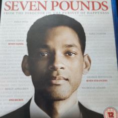 Seven Pounds (BluRay)