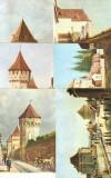 Set ilustrate Sibiul vechi, I, II