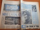 magazin 10 iunie 1967-articol si foto tiglina galati