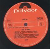 ABBA - The Best Of (1978, Polydor) Disc vinil album original