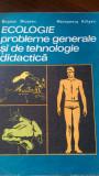 Ecologie probleme generale si de tehnologie didactica B.Stugren,H.Killyen1975