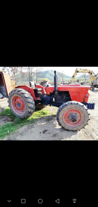 Tractor Same